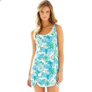 Lilly Pulitzer Sweet + Sour Tank Dress